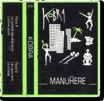cassette kobra Manuhere