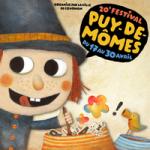 Affiche festival Puy de momes