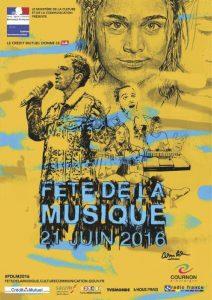 programme fête de la musique 2016