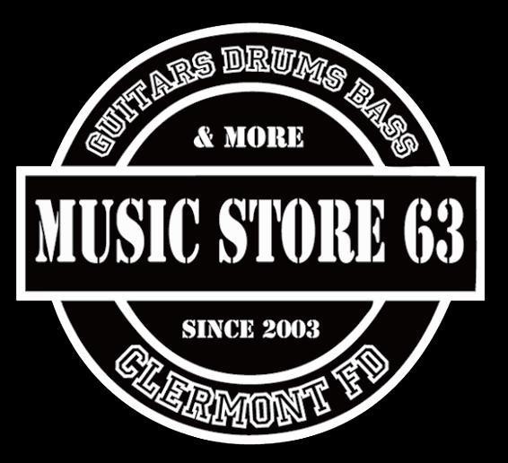 Logo Music Store 63
